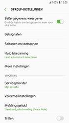 Samsung Galaxy Xcover 4 - Voicemail - Handmatig instellen - Stap 6