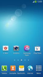 Samsung Galaxy S 4 LTE - Startanleitung - Installieren von Widgets und Apps auf der Startseite - Schritt 2