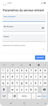 Samsung Galaxy A21s - E-mails - Ajouter ou modifier un compte e-mail - Étape 15