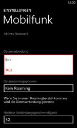 Nokia Lumia 820 / Lumia 920 - Internet und Datenroaming - Manuelle Konfiguration - Schritt 8