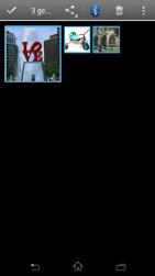 Sony LT30p Xperia T - contacten, foto