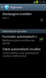Samsung S7560 Galaxy Trend - Internet - Handmatig instellen - Stap 22