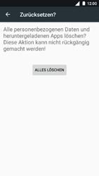 Nokia 3 - Gerät - Zurücksetzen auf die Werkseinstellungen - Schritt 8
