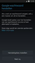 Samsung Galaxy K Zoom 4G (SM-C115) - Applicaties - Account aanmaken - Stap 12