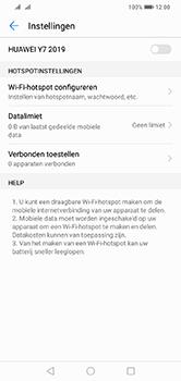 Huawei Y7 (2019) - Internet - mijn data verbinding delen - Stap 9