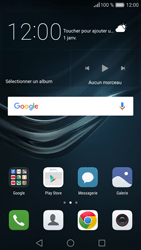 Huawei Huawei P9 Lite - E-mail - Configuration manuelle (outlook) - Étape 1