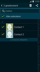 Samsung Galaxy K Zoom 4G (SM-C115) - Contacten en data - Contacten overzetten via Bluetooth - Stap 7