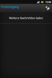 Sony Xperia Go - E-Mail - Konto einrichten - Schritt 4