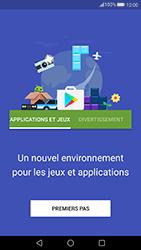 Huawei P10 - Applications - Configuration de votre store d