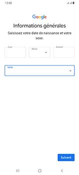 Samsung Galaxy A70 - Applications - Créer un compte - Étape 10