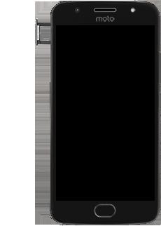 Motorola Moto G5s - SIM-Karte - Einlegen - 3 / 8