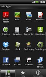 HTC Sensation XL - Ausland - Im Ausland surfen – Datenroaming - 1 / 1