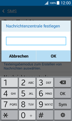 Samsung G360F Galaxy Core Prime - SMS - Manuelle Konfiguration - Schritt 8