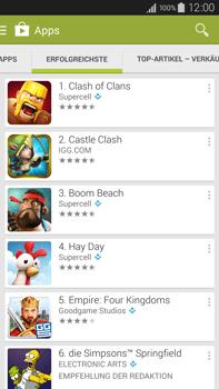 Samsung N910F Galaxy Note 4 - Apps - Herunterladen - Schritt 9