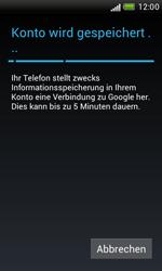 HTC Desire X - Apps - Konto anlegen und einrichten - 13 / 18