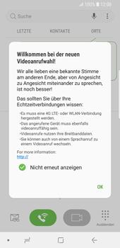 Samsung Galaxy S9 - Anrufe - Rufumleitungen setzen und löschen - Schritt 4