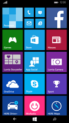 Microsoft Lumia 535 - Applicaties - Download apps - Stap 1