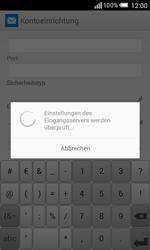 Alcatel OT-5050X Pop S3 - E-Mail - Konto einrichten - Schritt 13