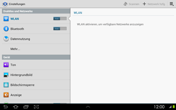 Samsung P5100 Galaxy Tab 2 10-1 - Ausland - Im Ausland surfen – Datenroaming - Schritt 6