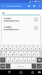 Sony Xperia X - E-Mail - E-Mail versenden - 7 / 18