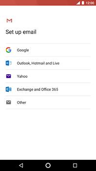 Nokia 6 (2018) - E-mail - Manual configuration (gmail) - Step 7