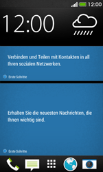 HTC Desire 500 - Software - Update - Schritt 1