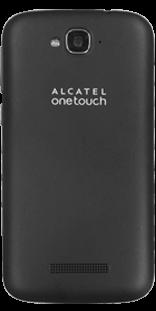 Alcatel Pop C7 - SIM-Karte - Einlegen - 1 / 1