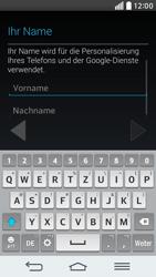 LG D620 G2 mini - Apps - Konto anlegen und einrichten - Schritt 5
