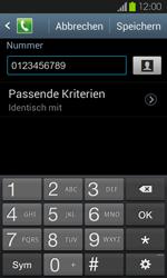 Samsung Galaxy S2 mit Android 4.1 - Anrufe - Anrufe blockieren - 12 / 14
