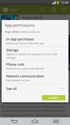 LG D955 G Flex - Applications - Installing applications - Step 18