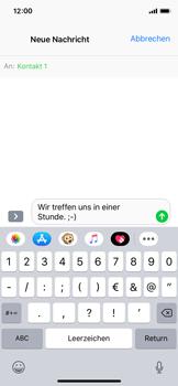 Apple iPhone X - MMS - Erstellen und senden - 10 / 17