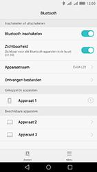 Huawei Y6 II - bluetooth - headset, carkit verbinding - stap 7
