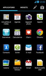 Bouygues Telecom Bs 401 - E-mails - Ajouter ou modifier un compte e-mail - Étape 3
