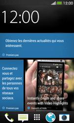 HTC Desire 500 - Manual - téléchargez le manuel - Étape 1