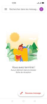 Oppo Reno 4Z - E-mails - Ajouter ou modifier votre compte Gmail - Étape 6