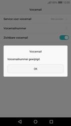 Huawei Y6 (2017) - Voicemail - handmatig instellen - Stap 11