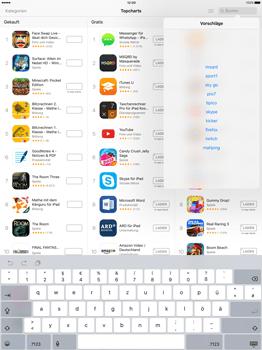 Apple iPad Pro 12.9 inch - Apps - Herunterladen - Schritt 8