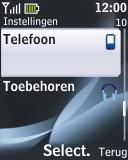 Nokia 2330 classic - netwerk en bereik - gebruik in binnen- en buitenland - stap 4