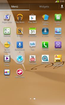 Samsung N5100 Galaxy Note 8-0 - Anrufe - Anrufe blockieren - Schritt 3