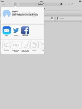Apple iPad mini iOS 7 - Internet - hoe te internetten - Stap 13