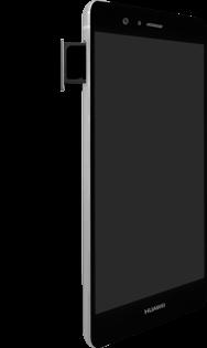 Huawei P9 Lite - SIM-Karte - Einlegen - Schritt 6
