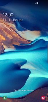 Samsung Galaxy S10 Plus - Gerät - Einen Soft-Reset durchführen - Schritt 5