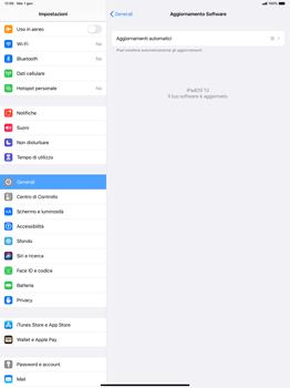 Apple iPad Pro 12.9 (2018) - ipados 13 - Software - Installazione degli aggiornamenti software - Fase 6
