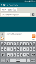 Samsung Galaxy Alpha - MMS - Erstellen und senden - 11 / 23