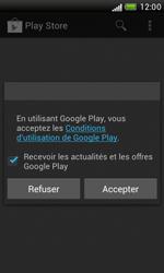HTC Desire X - Applications - Configuration de votre store d