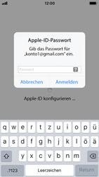 Apple iPhone SE - iOS 11 - Persönliche Einstellungen von einem alten iPhone übertragen - 16 / 29
