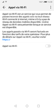 Huawei Mate 10 Pro - Android Pie - WiFi - Activez WiFi Calling - Étape 7