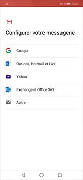 Huawei Mate 20 lite - E-mails - Ajouter ou modifier votre compte Gmail - Étape 7