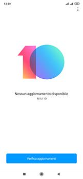 Xiaomi Mi Mix 3 5G - Software - Installazione degli aggiornamenti software - Fase 6