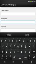 HTC One Max - E-Mail - Manuelle Konfiguration - Schritt 9